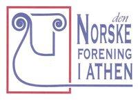 Logo Den norske forening i Athen